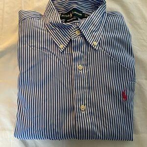 Polo Ralph Lauren Men's Button Up NWT Size L